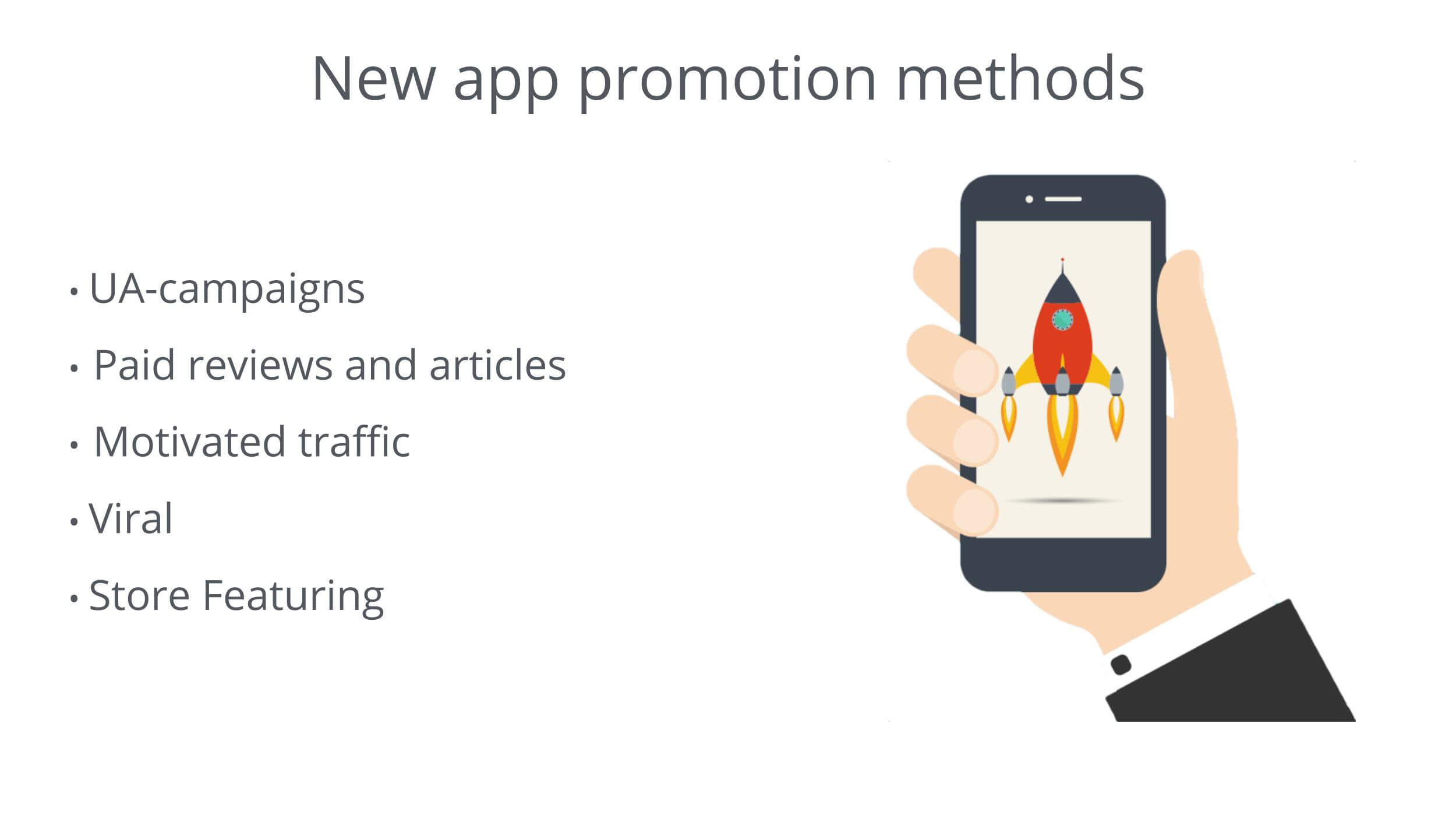 mobile app promotion and aso tips app store optimization so here we have a kind of win win situation the user is happy to get what he was looking for and we are pleased to get 1 promo methods