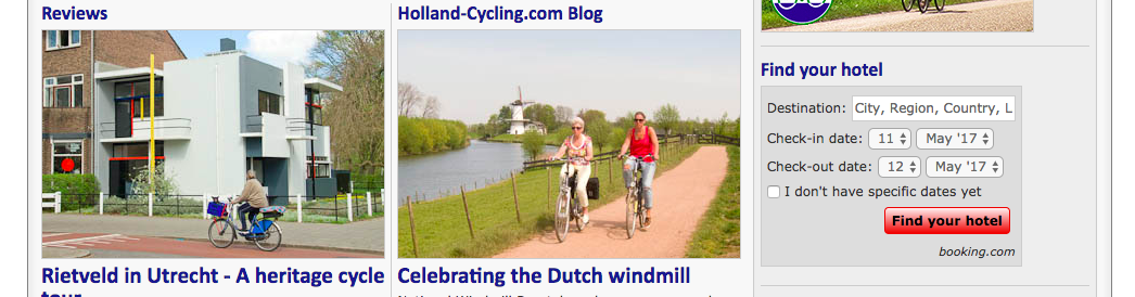 Holland-cycling.com