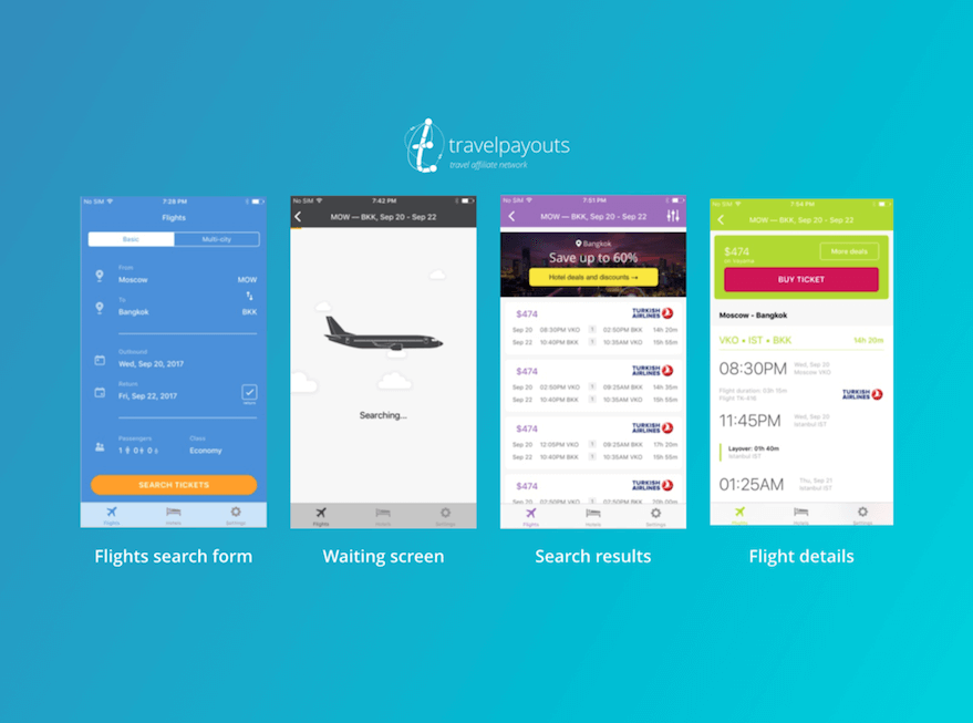Flights SDK