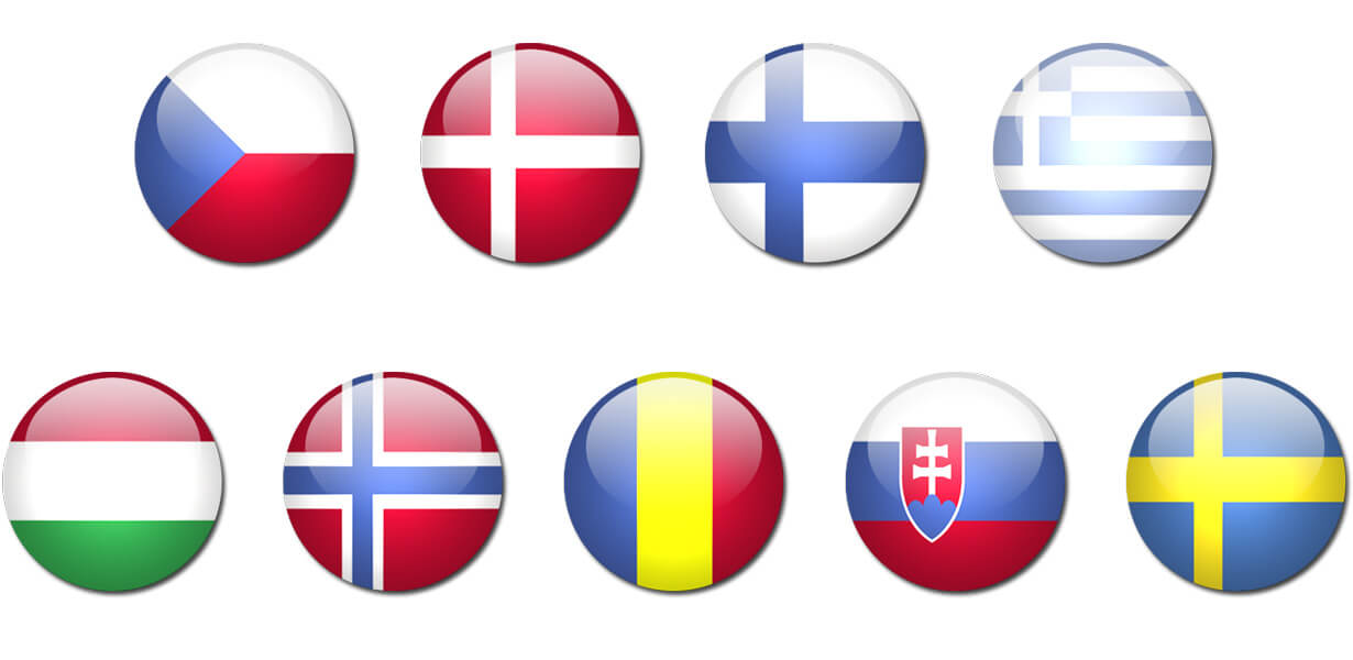 9 new languages in White Label and flight search forms are added