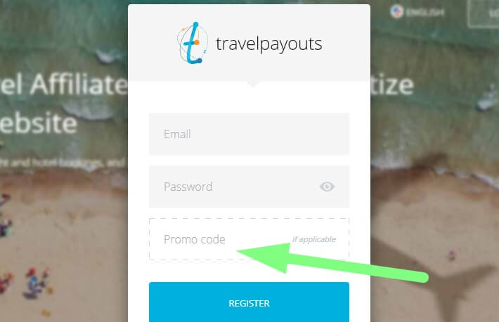 Travelpayouts Promo code