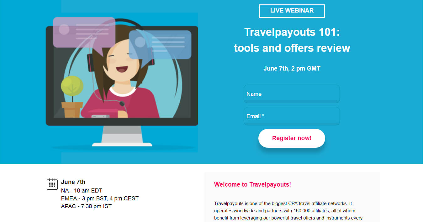An ultimate guide on how to make webinars