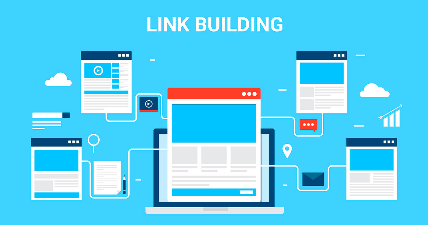 How to build links to a website: link-building methods in 2018