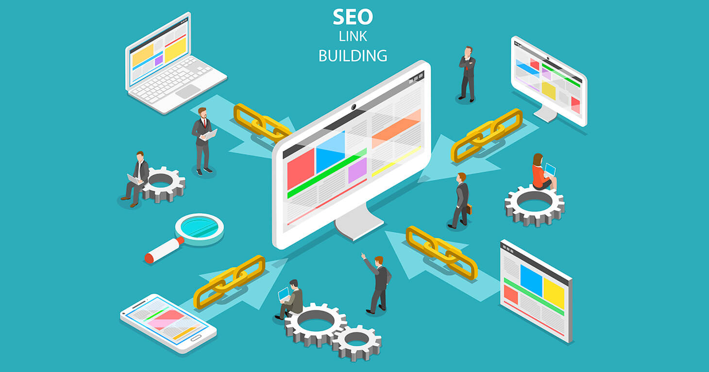 How to find websites for link building