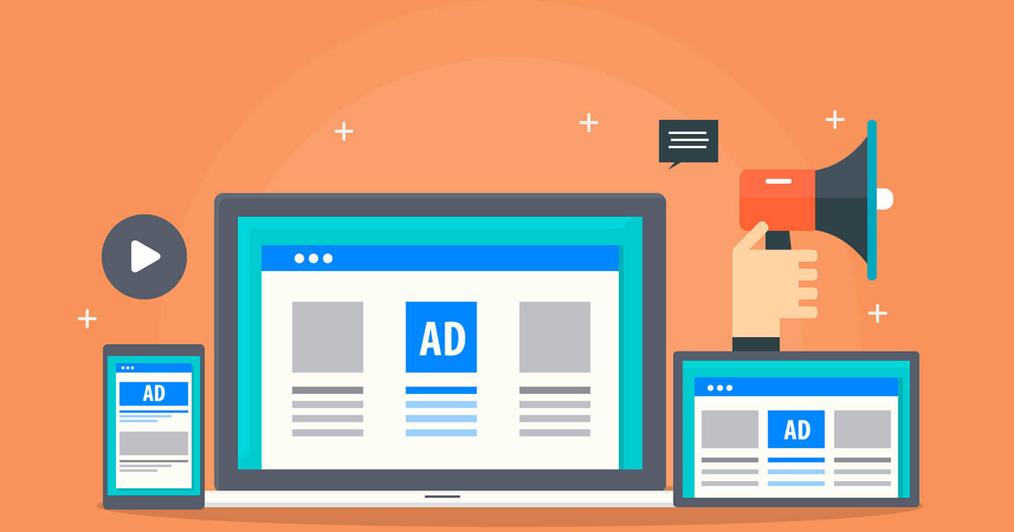Types of ads and advertising networks