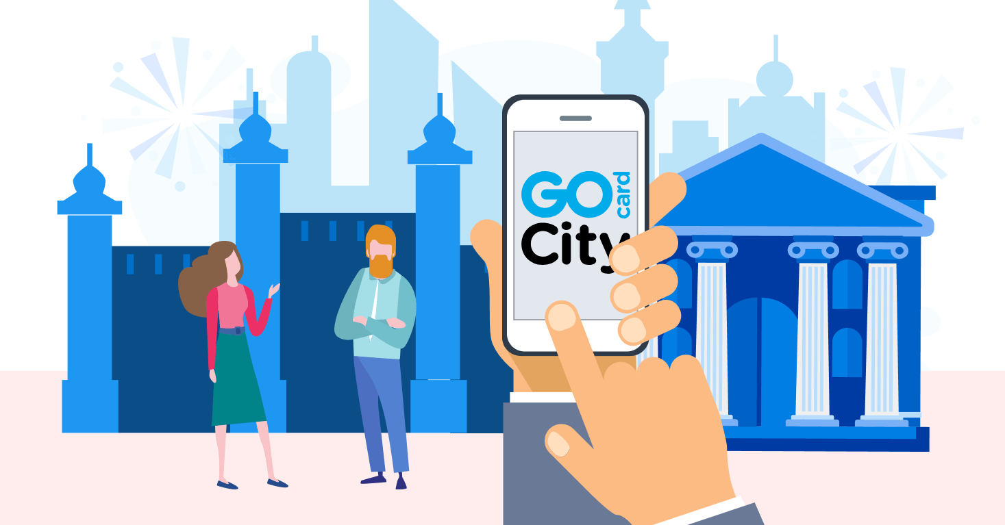 Earn on excursions with Go City pass