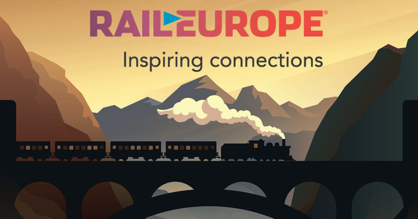 Earn on train tickets and rail passes with Rail Europe