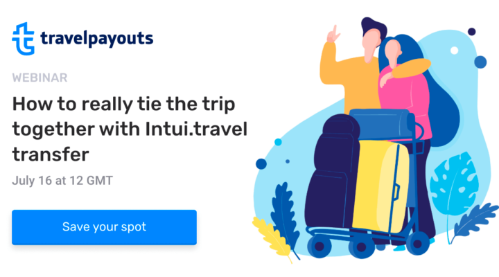 "Webinar: ""How to really tie the trip together with Intui.travel transfer"""