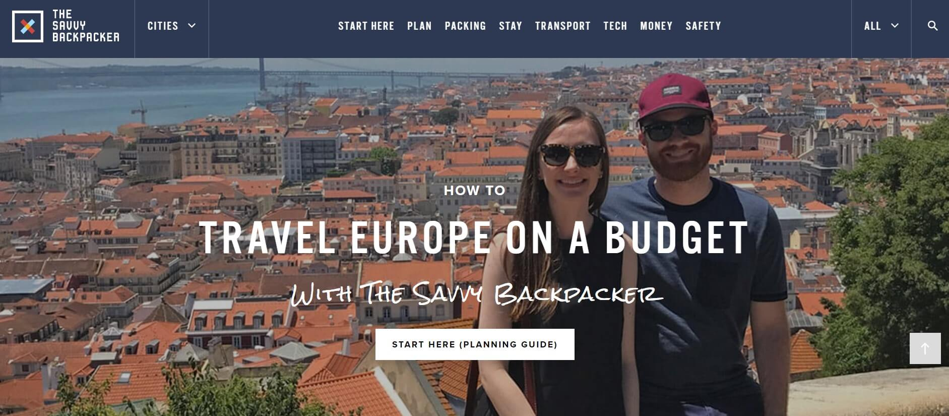 Travel: The Savvy Backpacker