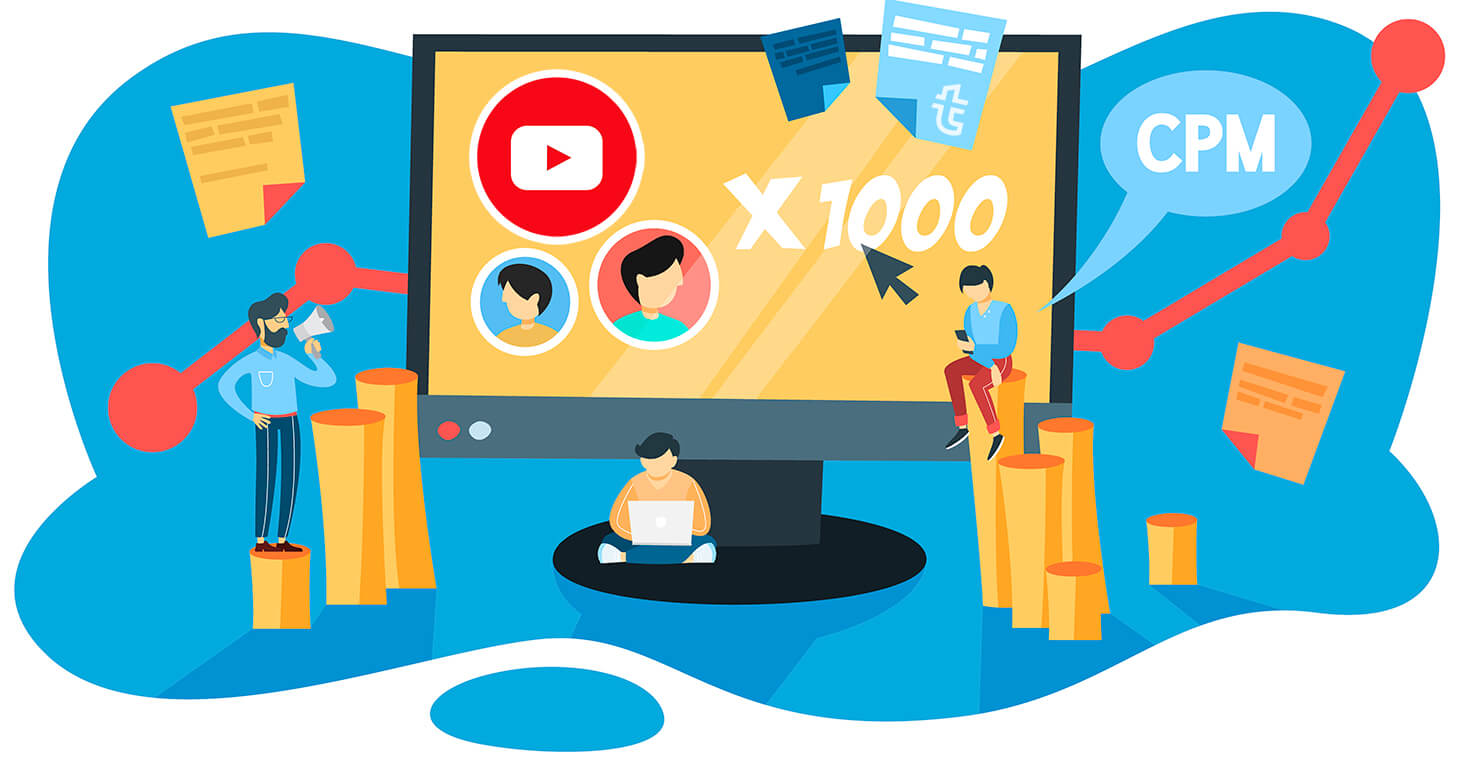 How much does YouTube pay for 1,000 views in 2020 — CPM rates