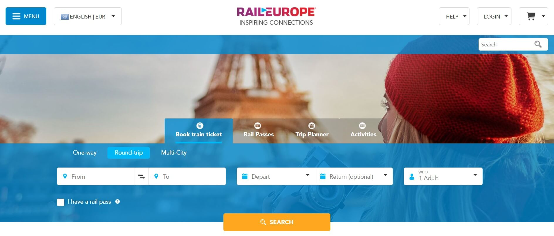 RailEurope affiliate program