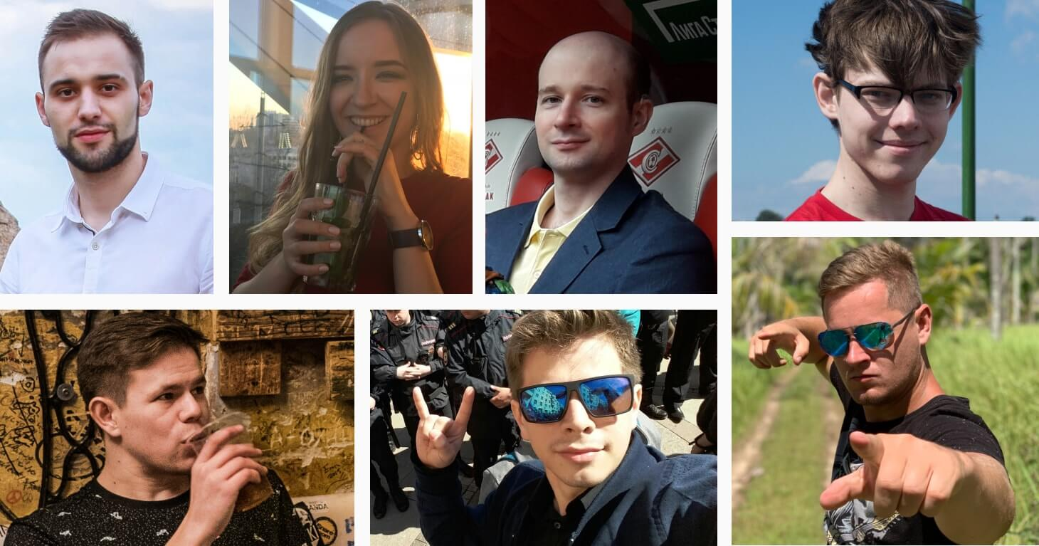 7 new people on the Travelpayouts team
