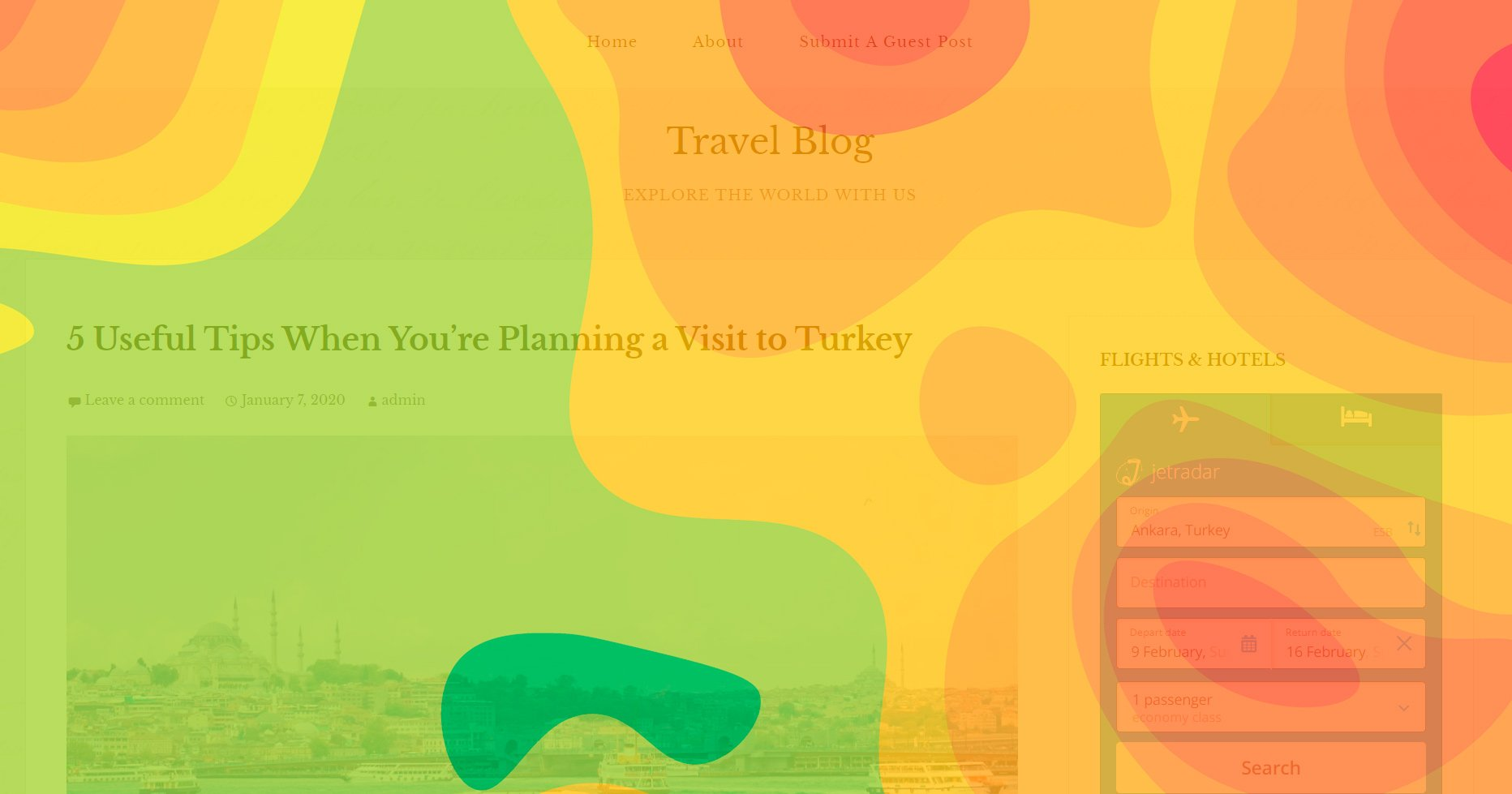 5 best free heatmap tools for your website