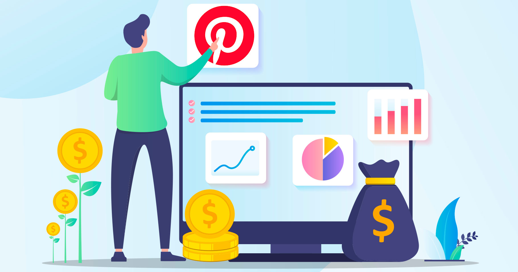 How to make money on Pinterest in 2021 – Travelpayouts Blog – Travel affiliate network