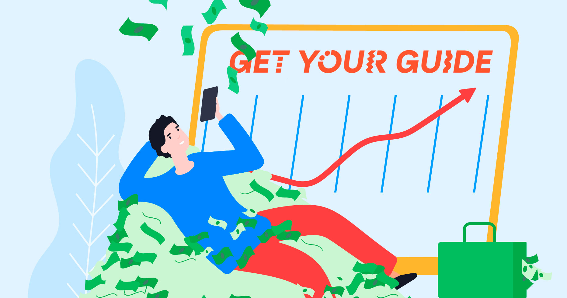 GetYourGuide increases commission for 3 months