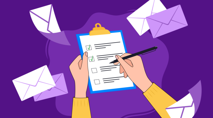 Technical checklist for email marketing: 3 keys to success