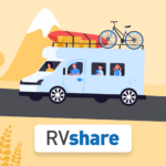 Earn on car rentals in the US with RVshare
