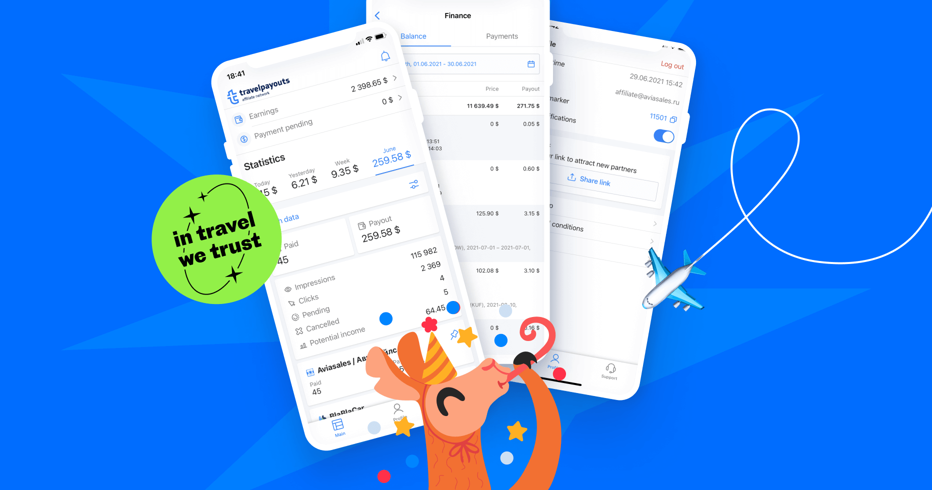 What's new in the updated Travelpayouts application?