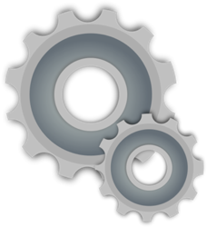 Two-Grey-Gears-One-Big-and-One-Small-4731-large