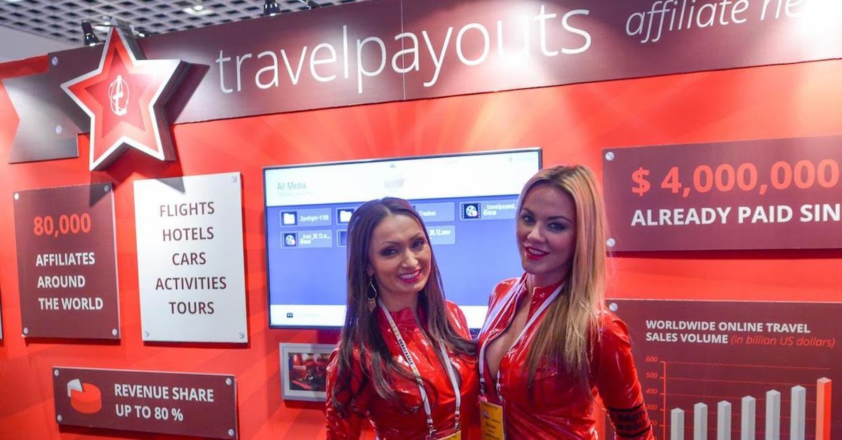 Travelpayouts в Лас-Вегасе