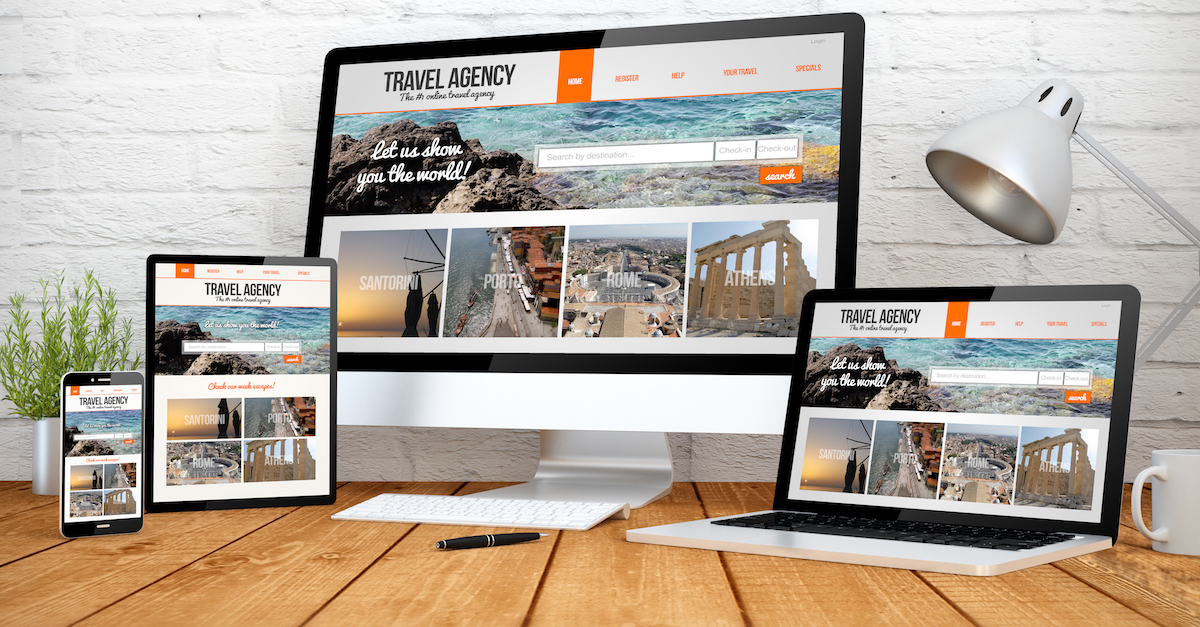 11 best WordPress themes for quick creation of a travel website