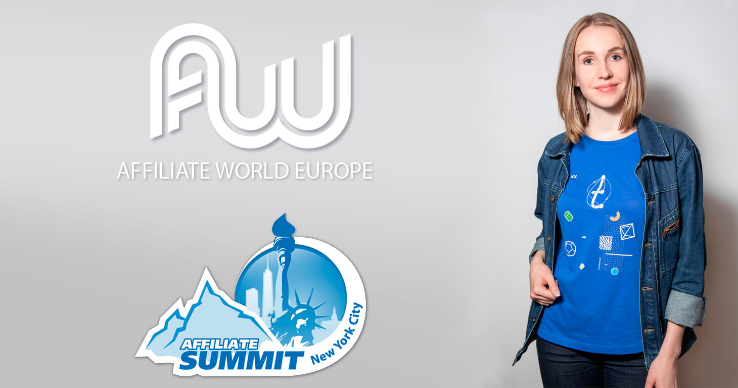 Travelpayouts will attend Affiliate World Europe and Affiliate Summit East in July