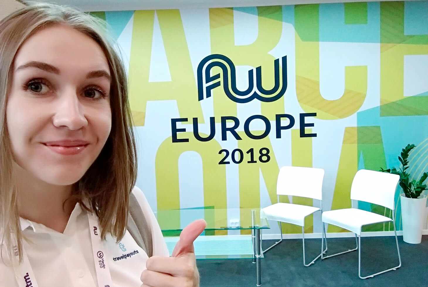 We attended the Affiliate World Europe in Barcelona
