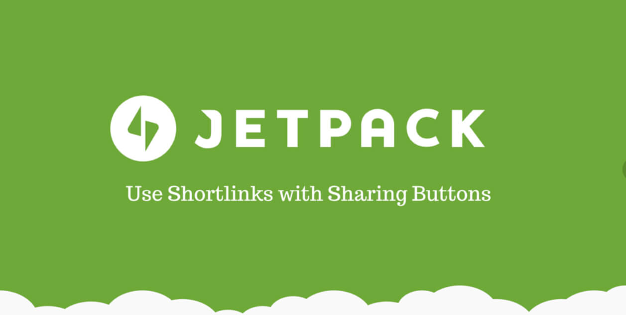 Shortlinks for Jetpack sharing buttons